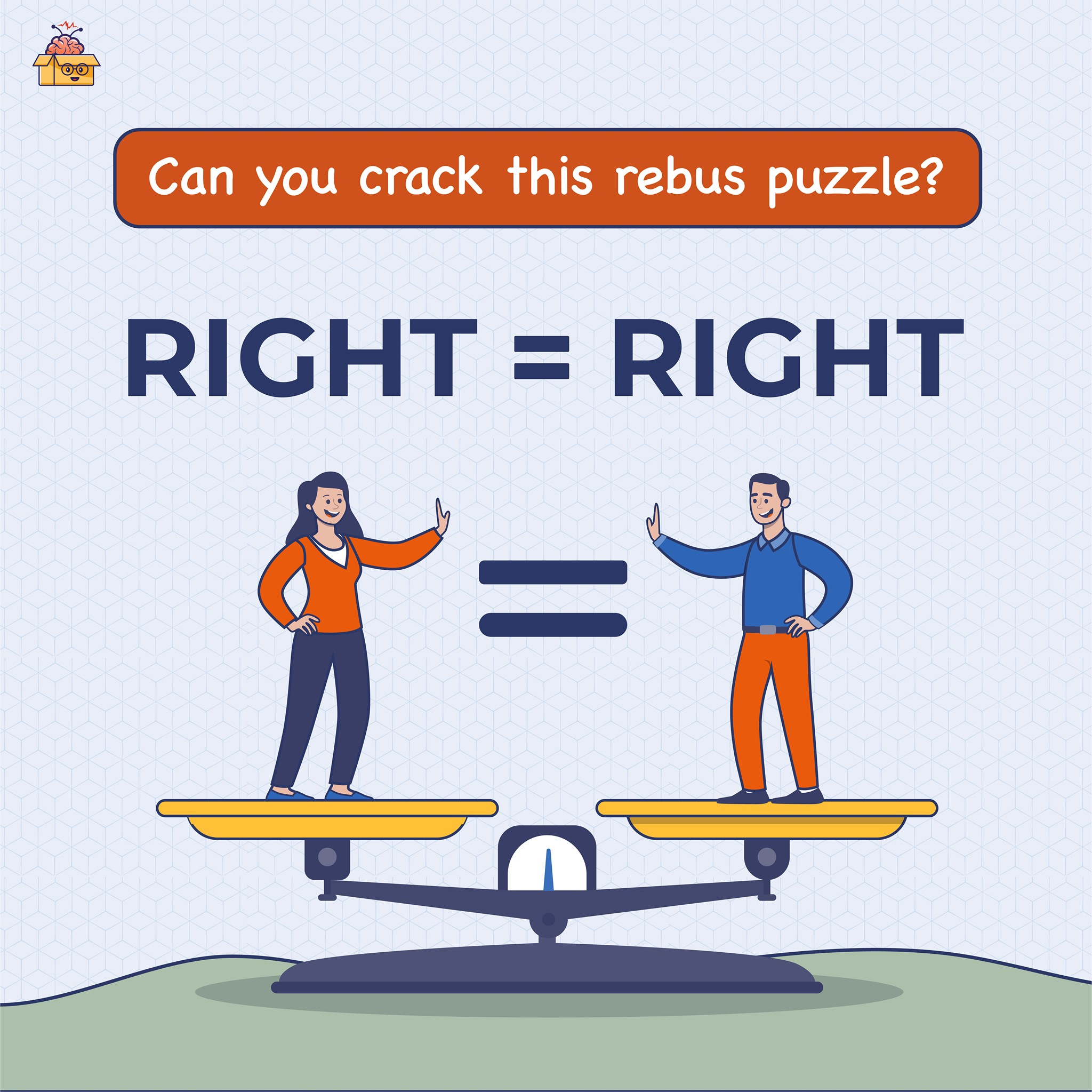 Here's a quick rebus puzzle ( guess the word) for you: Can you decipher the image?