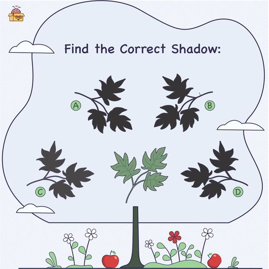 Here's another fun visual puzzle to test your observation skills.